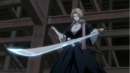Rangiku finds herself unable to wield her katana.png