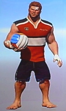 Image - Outfit Connor Bronze Beach Volleyball.jpg - Sports Champions Wiki