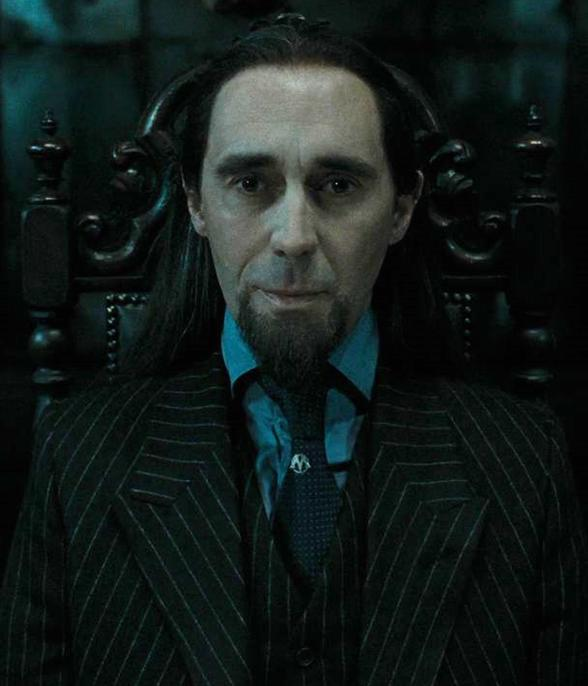 Pius Thicknesse - Harry Potter Wiki Theodore Nott Actor