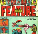 Feature Comics Vol 1 42