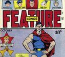 Feature Comics Vol 1 92