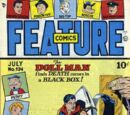 Feature Comics Vol 1 124