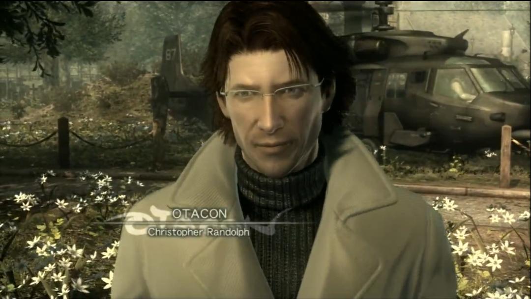Hal Emmerich The Metal Gear Wiki Solid