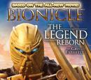 BIONICLE: The Legend Reborn (Novel)