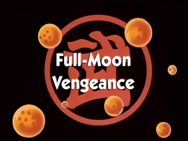 Full Moon Dragon: Full-Moon Vengeance