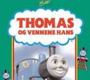 Thomas the Tank Engine 4 (Norwegian VHS/DVD)