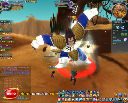 Dragon Ball Z Online 3d Mmorpg