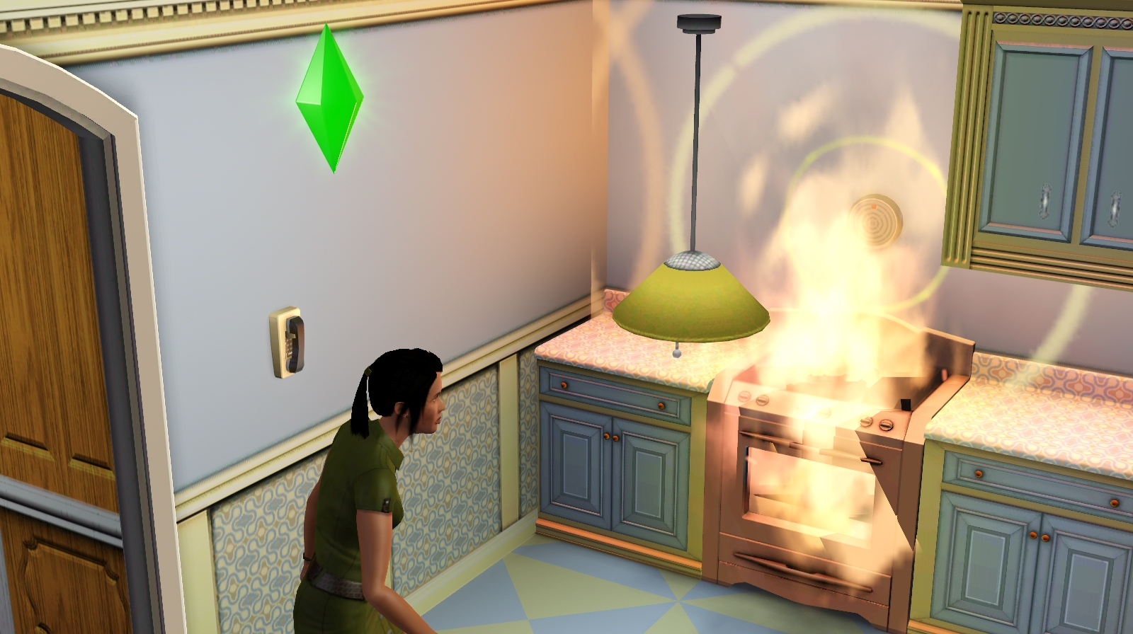 Fire The Sims Wiki