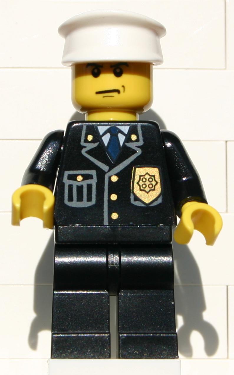 Police Officer - Brickipedia, the LEGO Wiki