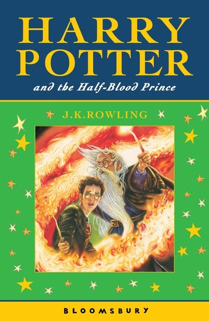 book report on harry potter and the half blood prince