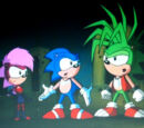 Sonic Underground screenshots