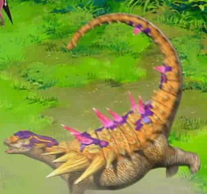 Edmontonia Dinosaur Edmontonia/armor - dinosaur Walking With Dinosaurs Edmontonia