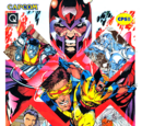 X-Men: Children of the Atom (arcade game)