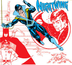 "Nightwing (Richard ""Dick"" Grayson)"