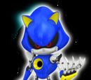 Modern Metal Sonic