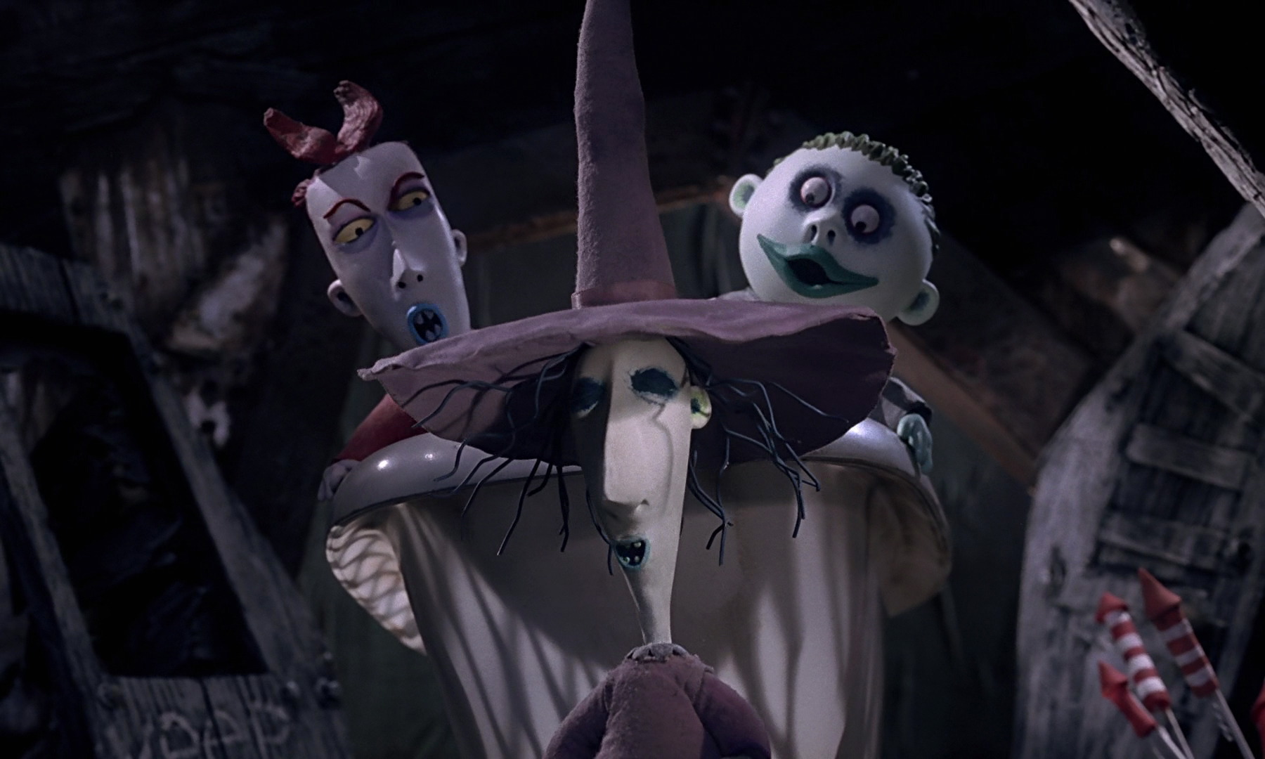 Kidnap the Sandy Claws - DisneyWiki