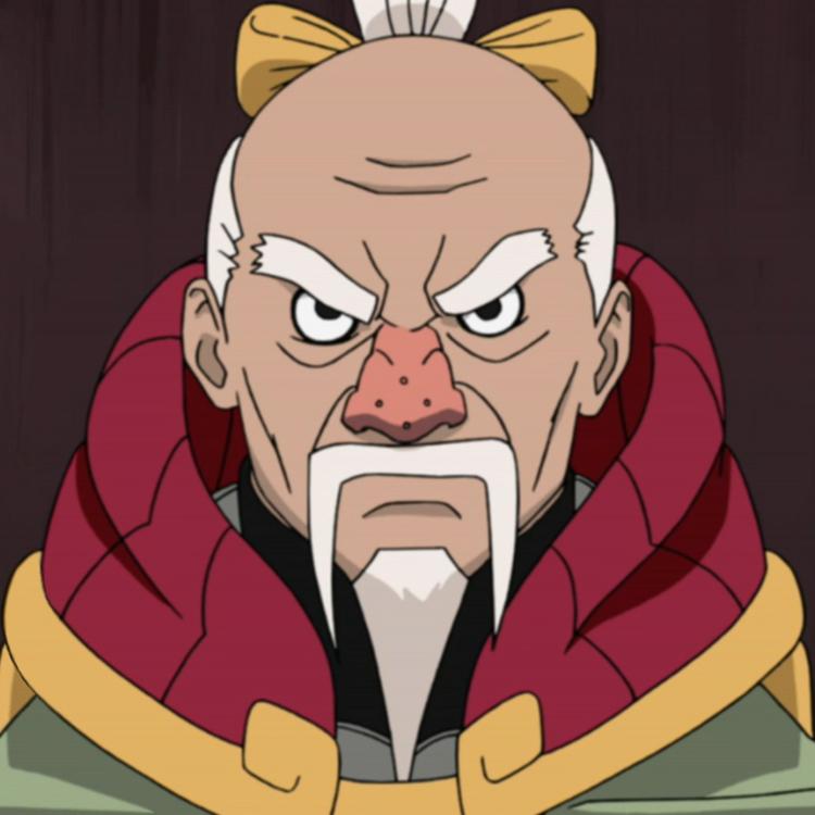 Sandaime  Oonoki Yondaime Tsuchikage