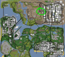 Counties in San Andreas (GTA SA)