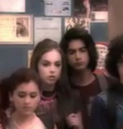 Flash back of Jade and Beck