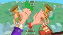 Phineas Ferb horns rollercoaster musical.png