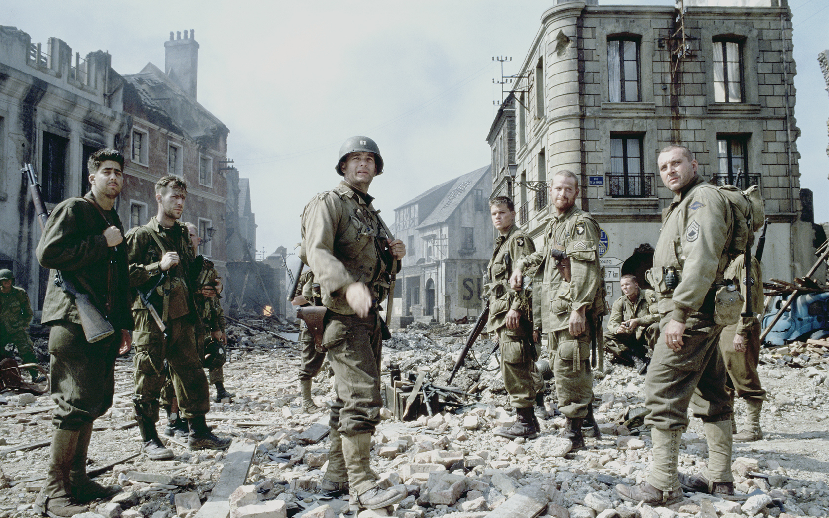 a focus on character captain john miller in the movie saving private ryan The profound contradiction of saving private ryan  for example, hailed it as the finest war movie of our time  captain john miller, would no doubt have taught his high-school students .