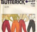 Butterick 4107