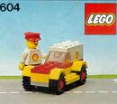 604 Shell Service Car