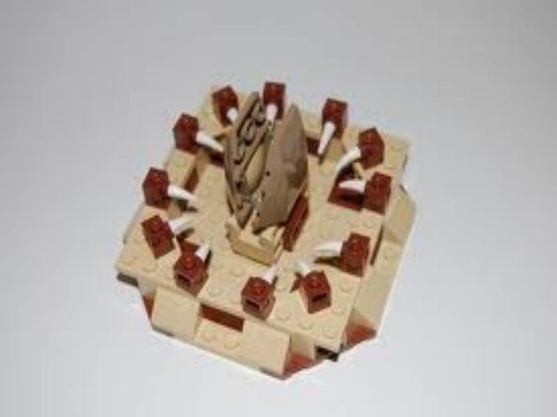 Sarlacc - Lego Star Wars Wiki - Lego, Star Wars, toys, and ...