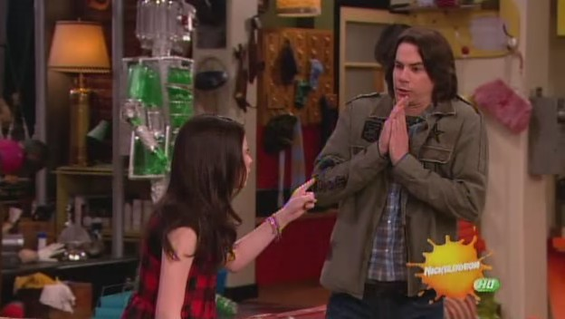 Ithink They Kissed Icarly Wiki