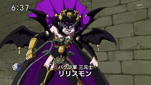 Dark Area Digimon - Digimon Wiki: Go on an adventure to ...