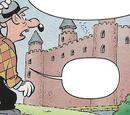 Château du baron Van Smickelmondt tot Puylbuik
