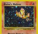 Blaine's Moltres (Gym Heroes TCG)