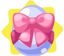 Pink Ribbon Egg