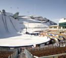 Kazachskie skocznie narciarskie