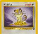 Meowth (Jungla TCG)