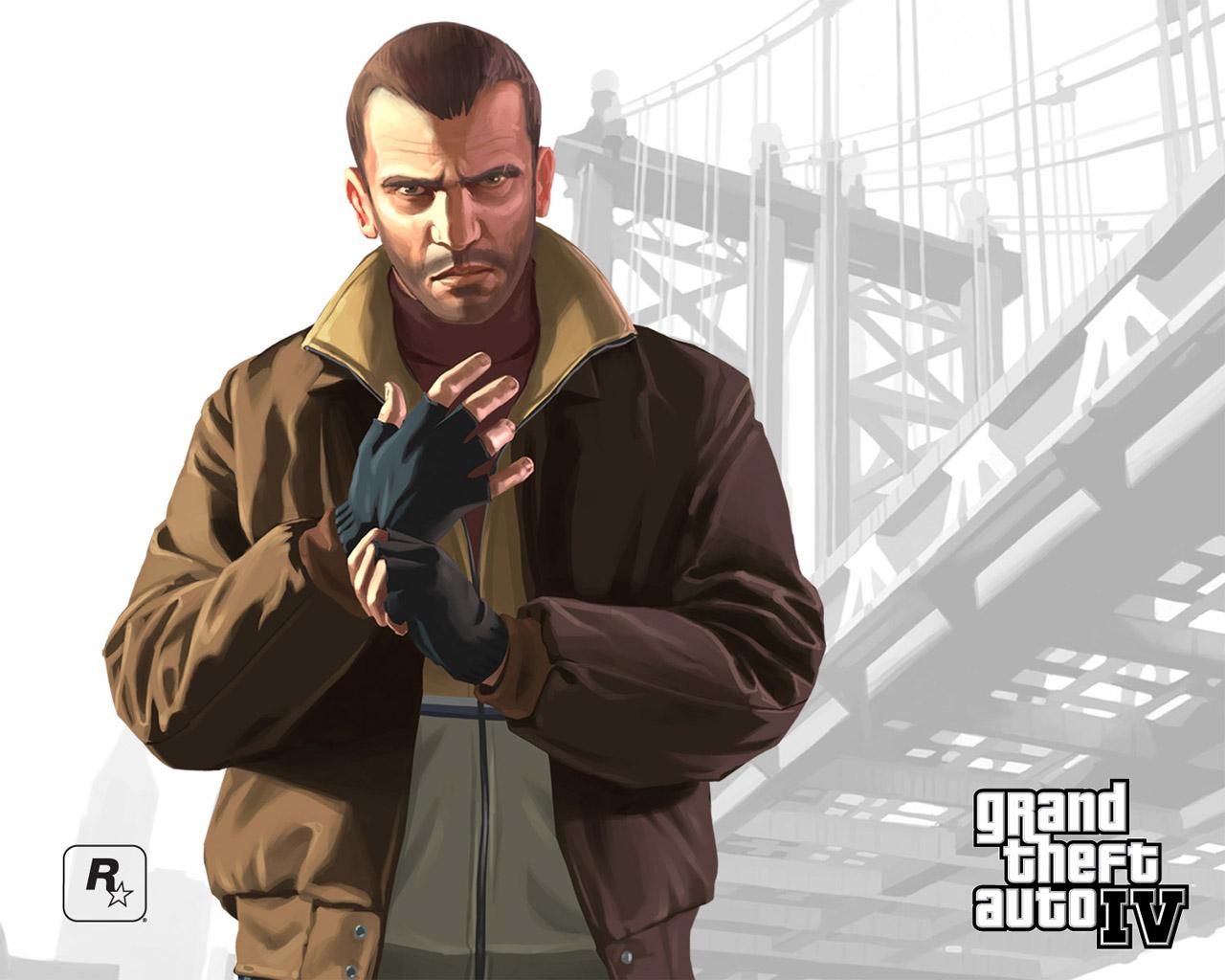 یاری بۆ كۆمپیوتهر GTA IV PC Game