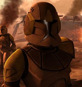 21st nova corps. - clone trooper wiki