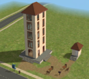 Old Sim State Tower