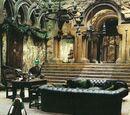 Galerie Salle commune de Serpentard