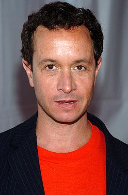 Pauly shore is an actor who antagonizes adam davies in one episode of
