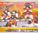 6093 Flying Ninja Fortress