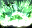 Gajeel releasing his power.JPG