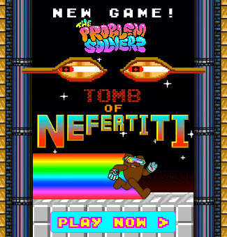 Tomb Of Nefertiti Game