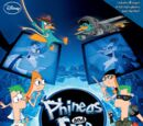 Phineas and Ferb: Across the 2nd Dimension (book)