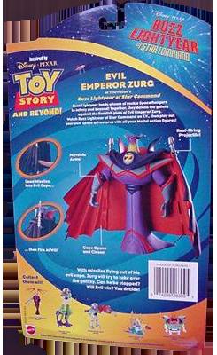 Zurg Action Figure