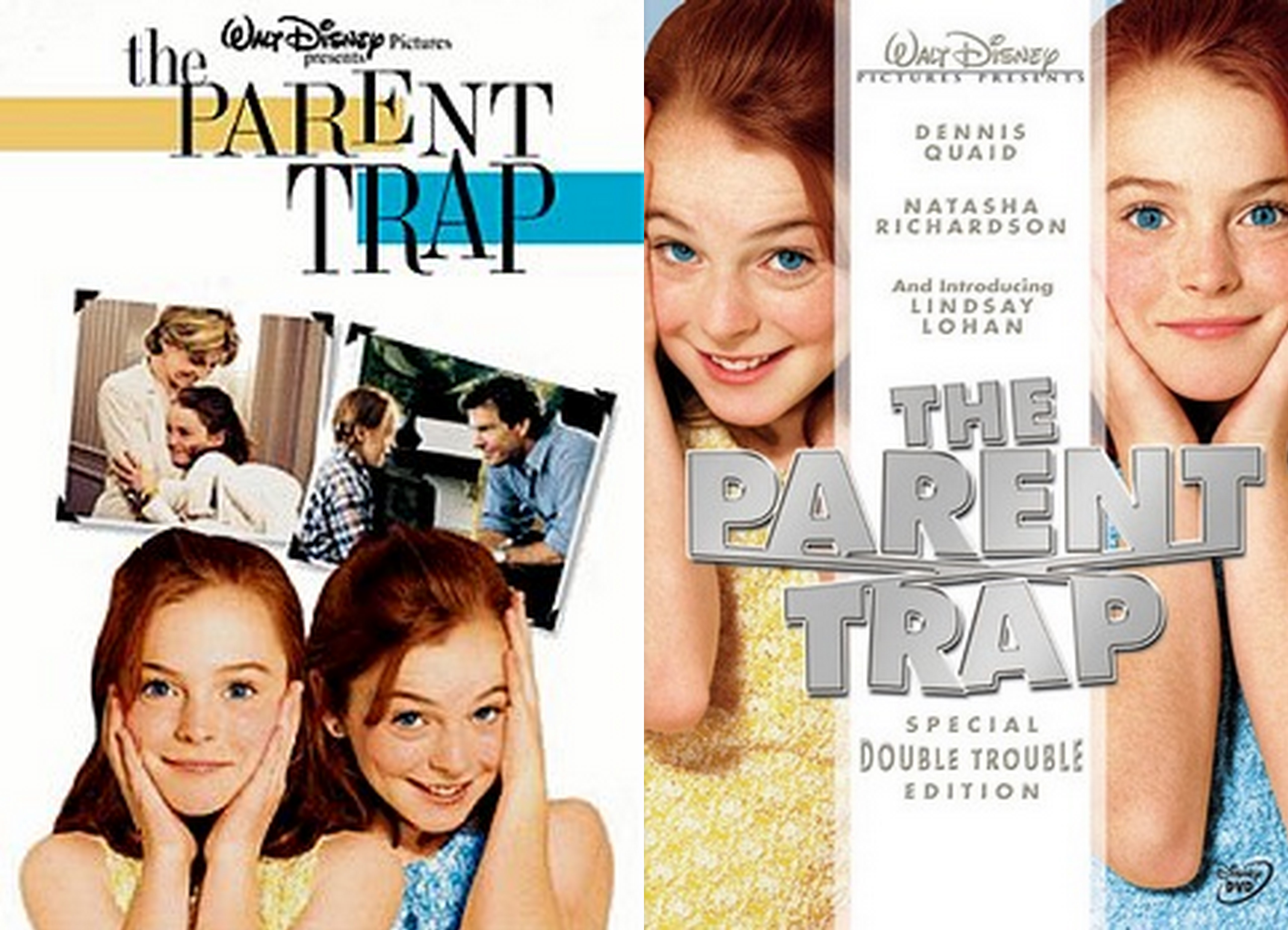 parent trap Well, it's about time the original the parent trap found its way to blu-ray hayley mills and hayley mills, and brian keith and maureen o'hara.