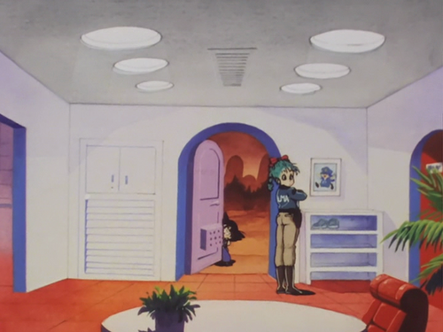 Capsule House Dragon Ball Wiki Wikia