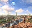 Lugares de Final Fantasy XIII