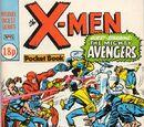 Marvel UK Pocket Books