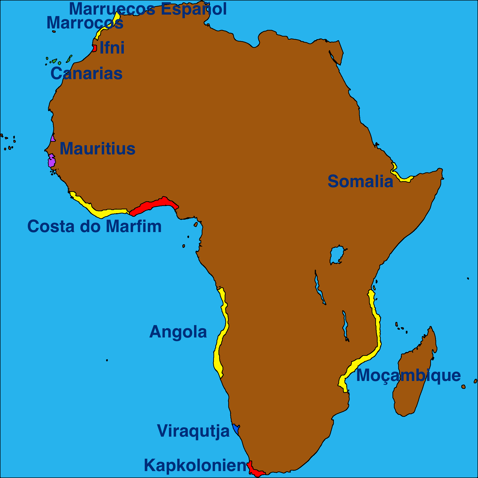 a history of denmark and africa The ma in african studies provides an advanced understanding of the diversity of  the african continent and its relationship to the world, in historical, social,.